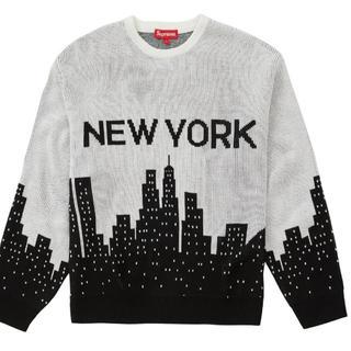 Supreme - supreme セーター NY