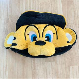ハンシンタイガース(阪神タイガース)の阪神タイガース トラッキー キャラクター ぬいぐるみ  帽子(応援グッズ)