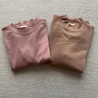 GU - ジーユー レディース 長袖 2枚セット