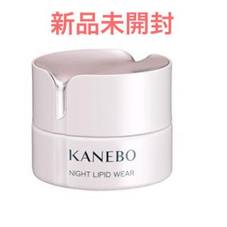 Kanebo - Kanebo ナイトリピッドウェアクリーム  カネボウ