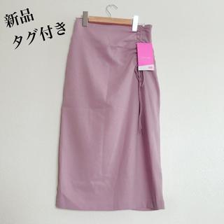 しまむら - しまむら ViVi 2PINK ピンク タイトスカート
