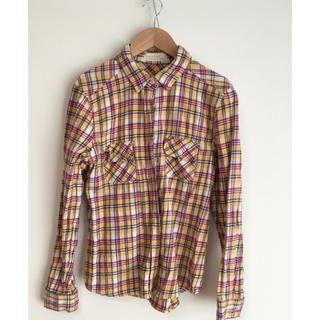 ダブルクローゼット(w closet)のネルシャツ(シャツ/ブラウス(長袖/七分))