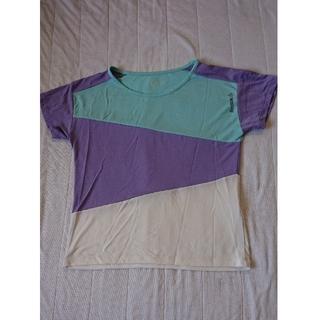 リーボック(Reebok)のReebok   レディース  Tシャツ(Tシャツ(半袖/袖なし))