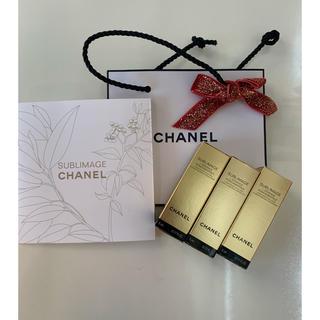 CHANEL - CHANEL シャネル サブリマージュ 美容液 20,625円相当