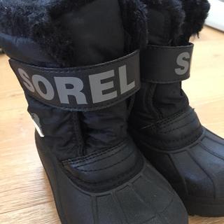 ソレル(SOREL)のSOREL スノーブーツ 子供用(ブーツ)