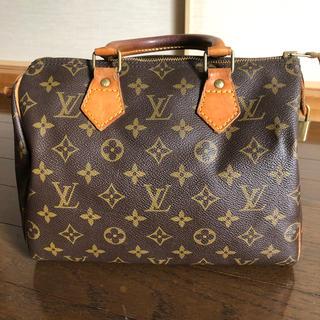 LOUIS VUITTON - Louis Vuitton スピーディ モノグラム ハンドバッグ