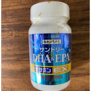 サントリー(サントリー)のDHA&EPA セサミンEX (ビタミン)