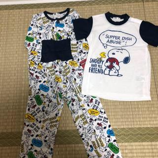 スヌーピー(SNOOPY)の新品♡子どもパジャマ♡スヌーピー(パジャマ)