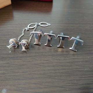 ティファニー(Tiffany & Co.)のTiffany ネクタイピン、カフスセット(ネクタイピン)