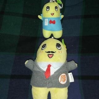 しまむら - ふなっしーとふなっしーのお父さん人形