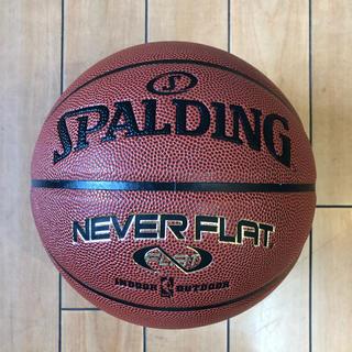 スポルディング(SPALDING)のスポルディング バスケットボール 7号 74-445J(バスケットボール)