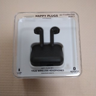Happy plugs AIR1 BLACK 1616