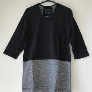 オーレット(OURET)のOURET BIG U NECK 3/4 SLEEVE(Tシャツ/カットソー(七分/長袖))