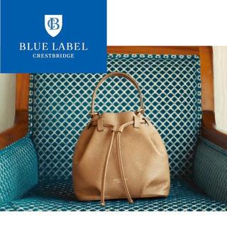 BURBERRY BLUE LABEL - 【新品】ブルーレーベル バーバリー 本革レザーコロンバッグ