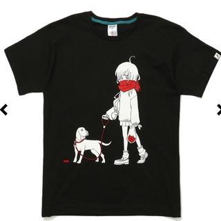キューン(CUNE)のCUNE わんわん Tシャツ ビーグル 犬 ウサギ 完売品(Tシャツ/カットソー(半袖/袖なし))