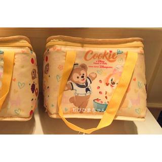 ダッフィー - 香港ディズニー♥ダッフィー & クッキーアン🧸保冷バッグ♥