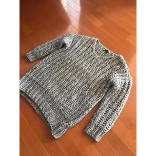 SCOT CLUB - Aga スコットクラブ 編み込みセーター