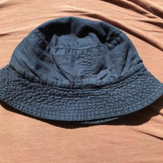 プチバトー(PETIT BATEAU)のプチパドー 帽子81センチ(帽子)