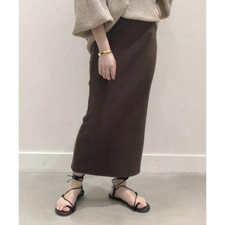 L'Appartement DEUXIEME CLASSE - AP STUDIO  ストレッチリブタイトスカート