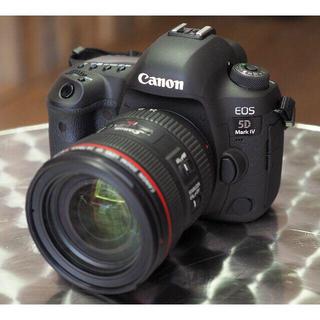 キヤノン(Canon)のCANON EOS 5D mark4  ボディ iv Ⅳ(デジタル一眼)