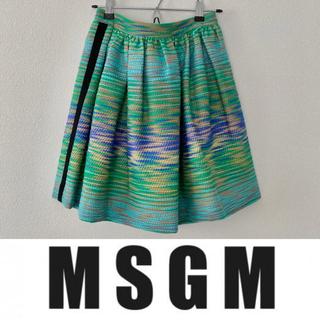 MSGM - msgm★フレア ミニスカート