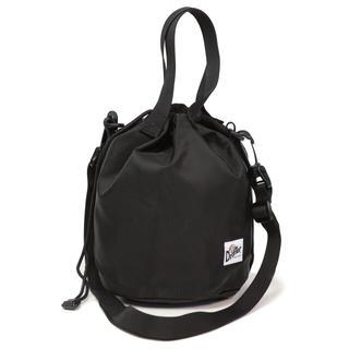 FREAK'S STORE - Drifter draw string pouch ドリフター black