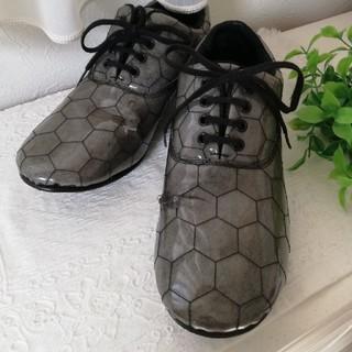 コムデギャルソン(COMME des GARCONS)の訳あり♥️ギャルソン(ローファー/革靴)