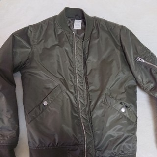 バックナンバー(BACK NUMBER)のMA-1ジャケット(ブルゾン)