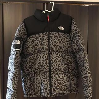 Supreme - 2011aw supreme north face leopard nuptse