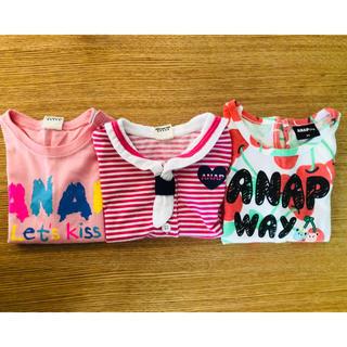 アナップ(ANAP)のTシャツ 3枚セット(Tシャツ/カットソー)
