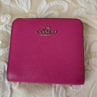 COACH - COACH 二つ折財布