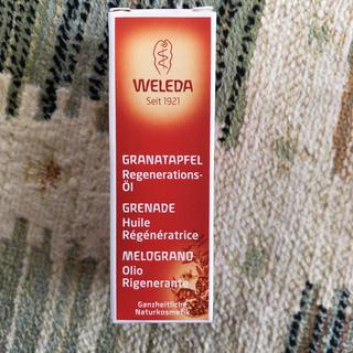 WELEDA - 【新品、未使用】ヴェレダ ざくろオイル 10ml