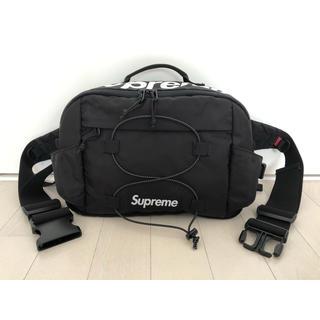 Supreme - 17ss Supreme Waist Bag black