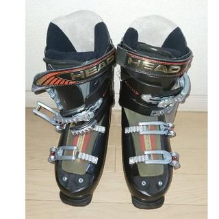 ヘッド(HEAD)の新品タグ付 HEAD スキーブーツ 26センチ(ブーツ)