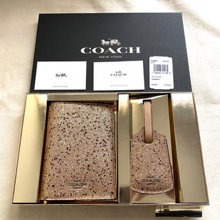 COACH - COACH パスポートケース