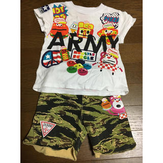 JAM - JAM★Tシャツとパンツ2点セット