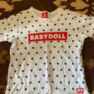 ベビードール(BABYDOLL)のBABYDOLL・Tシャツ120・130・2枚セット(Tシャツ/カットソー)