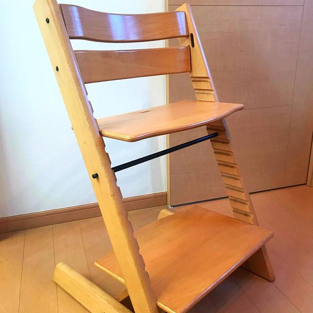 Stokke(ストッケ)のストッケ トリップトラップ インテリア/住まい/日用品の椅子/チェア(その他)の商品写真