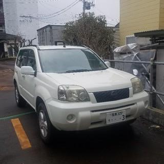 日産 - エクストレイル4WD車検付、車両交換、