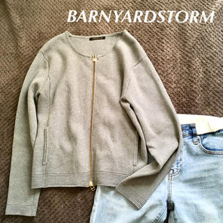 BARNYARDSTORM - BARNYARDSTORM バンヤードストーム コットンパーカー ジャケット