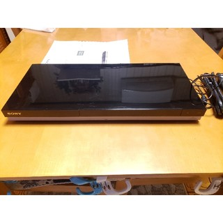 SONY - BDZ-ZT2000 ブルーレイレコーダー 新品2TB内蔵HDD