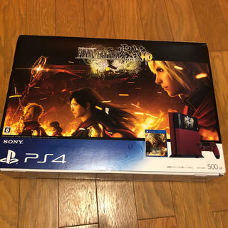 PlayStation4 - ps4 ff ファイナルファンタジー 零式