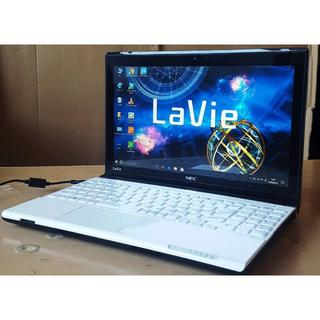 NEC - Win10 LaVie LM750L/i7/8G/750G/BD/WLAN/カメ