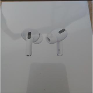 アップル(Apple)のAirPods Pro MWP22J/A (ヘッドフォン/イヤフォン)