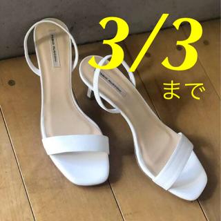 Plage - 【新品・期間限定出品】FABIO RUSCONI ◆ Strap Sandal