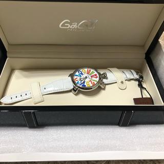 ガガミラノ(GaGa MILANO)の【新品・即日発送】ガガミラノ マヌアーレ(腕時計(アナログ))