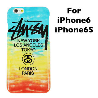 STUSSY - iPhone6S/6 ケース STUSSY ステューシー アウトレット品