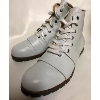 アンビリカル(UNBILICAL)のUNBILICAL デザインブーツ24.5cm(ブーツ)