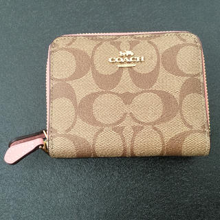 COACH - 新品未使用 コーチ 二つ折り財布