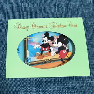 Disney - ☆大人気☆テレフォンカード ミッキーの夢物語